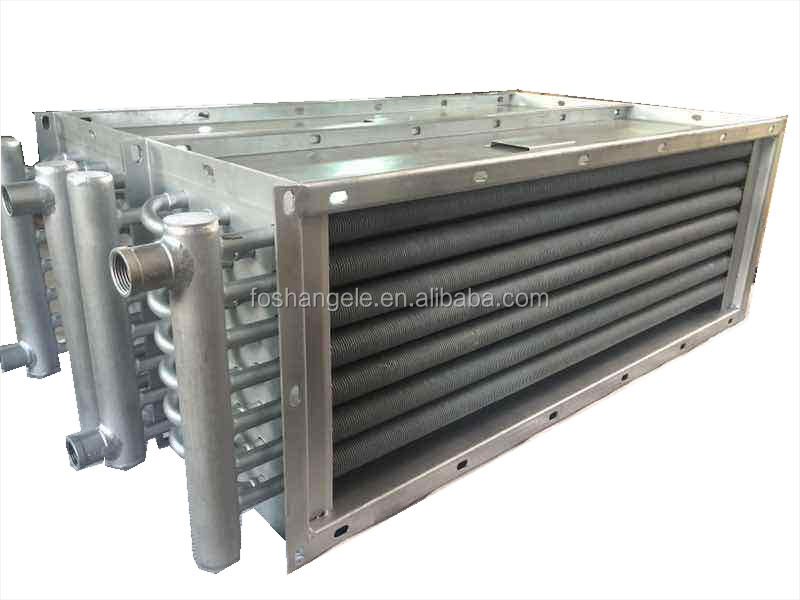 Crossflow Sea Water Cooling Chiller and Heat Exchanger with Female threaded Connection