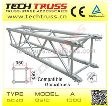 China Factory Cheap Aluminum Square Truss with TUV certification