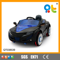 shopping toy licenced wholesale ride on battery operated kids baby car