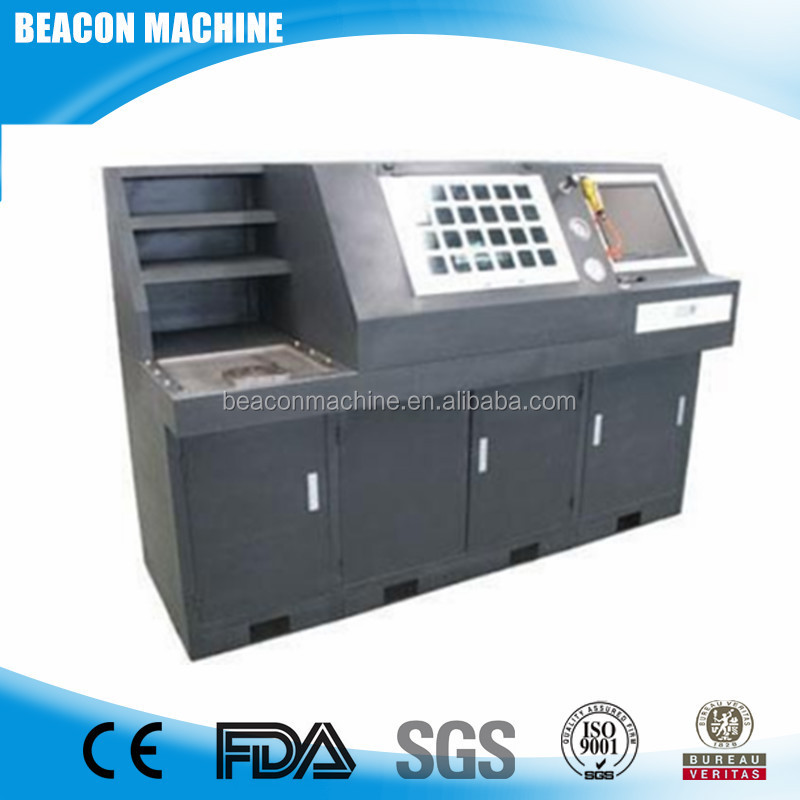 VSR High Speed BC-15 turbo balancing machine from beacon machine with CE