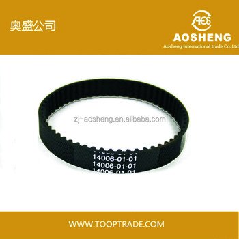 Tooth wedge belt, high quality cogged raw-edge V belts Standard size Cogged Belt
