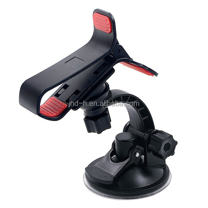 Universal Clip Smart Phone Car Mount Holder, iPhone 6 Car Holder