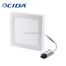 The appearance is simple led surface flat ceiling panel wall light