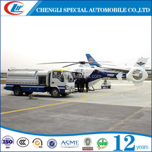 4x2 Fuel tank truck Aviation kerosence refueling truck China supplier aircraft refueling truck for sale