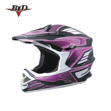DOT and ECE approved Open Face Dirt Bike Helmet