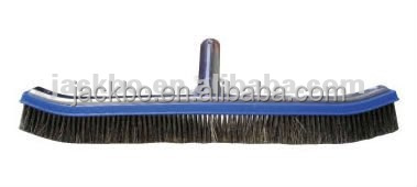 The most durable steel wire brush and plastic brush use for the swimming pool cleaning