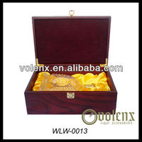 Decoration Wooden Wine Carton Box
