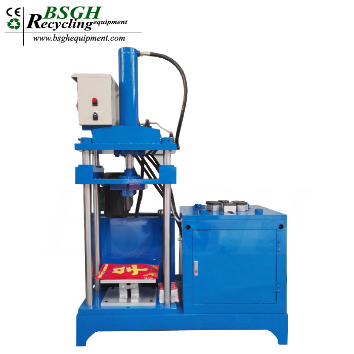 Appreciated In Italy MR-T Metal Engines Scrap Used Coil Widing Machine Cutting Used Electric Motor Coil Winding Machine