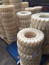 28X9-15 low price forklift wheels and tires replace 250/50-15