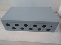 waterproof aluminium extrusion enclosure made in China