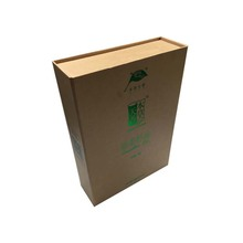 China cheap food packaging camellia oil packing box