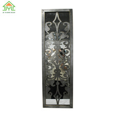 Manufacture vintage Classical Colourful Metal Wall Art Mirrors decorative