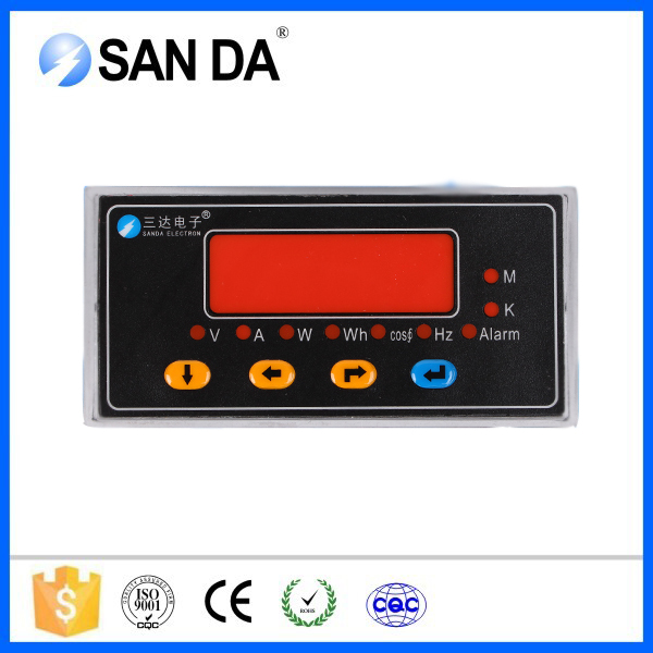 single-phase smart electricity industry power meter