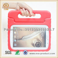 EVA Shockproof 8 inch tablet kids case for samsung galaxy note with handle