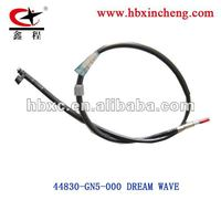 motorcycle cable speedometer cable for Thailand Market