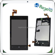 lcd screen for nokia lumia 520 touch screen digitizer with factory price