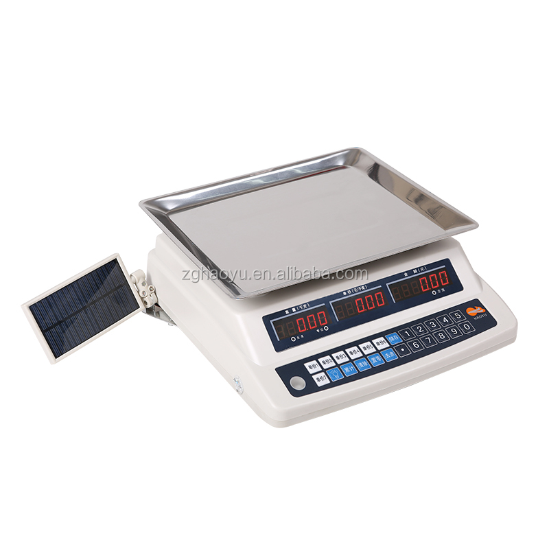 green solar energy weighing scale, scale plastic model kits
