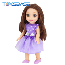 Hot Sale 14 Inch Music Fat Girl Toy Baby Dolls Made China