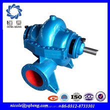 Factory supply industrial horizontal split case high quality 6 inch diesel water pump