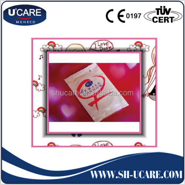 New style high-ranking female condom picture factory