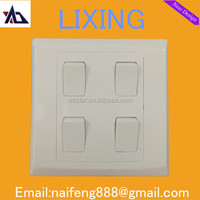the best types of electrical 4 position wall switch