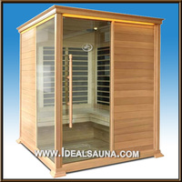 best price Benefits of Far Infrared Sauna with Carbon fiber heaters