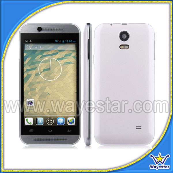 Mini M8 Multi-colors Android Smartphone with 4.3 inch MTK6572W