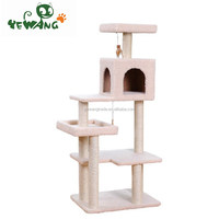 New Wholesale Best Selling strong cat tree house