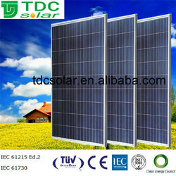2014 Hot sales cheap price cost of solar panels/pv module/solar module