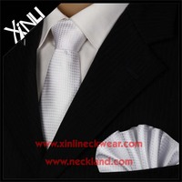 China Manufacturer High Quality Silk Jacquard Woven Men Private Label Assorted Ties