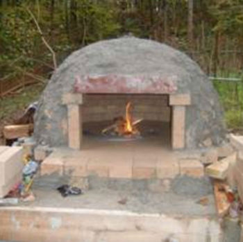New Refractory Fire Clay Brick Used Pizza Ovens For Sale