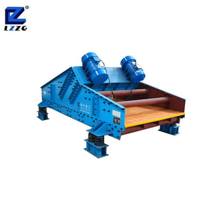LZZG sand dehydrating sieving equipment best price