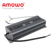 IP67 Driving 24V Waterproof dc Regulated Mode Switching Power Supply, 10a 220V 12V Power Supply 24vdc