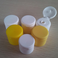 2015 hot!! High quality plastic flip top caps for toothpaste tubes K-C07