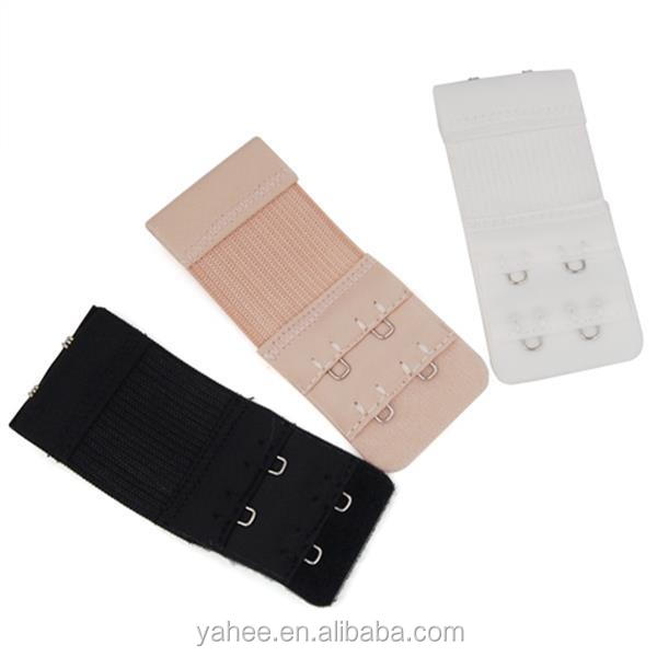 3 x 3 Hooks Ladies Womens Bra Extenders Extension+3 x2 Hooks Ladies Womens Bra Extenders Extension 200481+200482