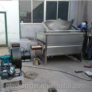 Automatic Industrial Potato Chips Making Machine