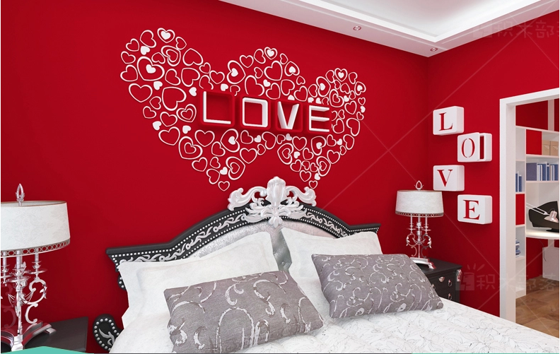 Wooden Living Room Heart 3d Wall Stickers Home Decor Wedding Decorative    Buy Wooden Home Decor,3d Wall Decorative,Wall Stickers Home Decor Product  On ... Part 97