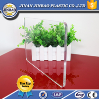 Super clear acrylic resin for medical pmma