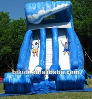 giant outdoor inflatable water slide for adult