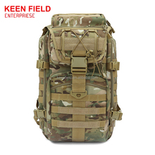 Wholesale Custom Hot Sell 1000D Nylon Survival Tactical Fire proof Military Backpack With Gear