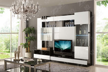 TV Wall Units Modern Designs in Living Room