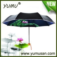 Newly Developed Strong UV Proof Mini Folding Umbrella on Sale