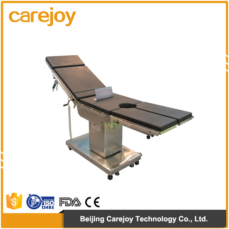 Hospital equipment General surgical Electric hydraulic operation bed for gynaecology abdomen operation