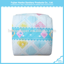 Healthy Baby Disposable Diapers With Cute Designs