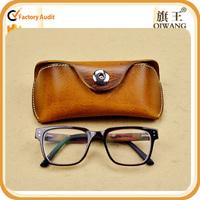 fashion eyeglasses 2015  eyeglasses pouch leather