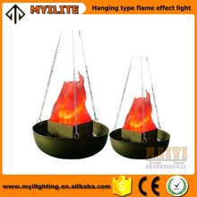 Wholesale price LEDflame effect/fake fire led silk flame light