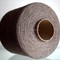 Wholesale top quality HB 100% dyed acrylic yarn/mohair yarn on cone