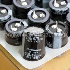 Excellent 470uf 10v Electrolytic Capacitor for Amplifier