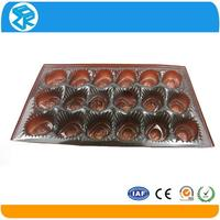 heat resistant hot sale customized chocolate food blister packing