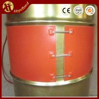 55 Gallon/200L Oil Drum 125X1740mm Flexible Silicone Oil Barrel Heater